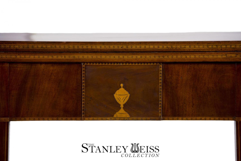 a federal hepplewhite mahogany card table w urn inlays stephan a federal hepplewhite mahogany card table w urn inlays stephan thomas goddard school newport ri c 1800